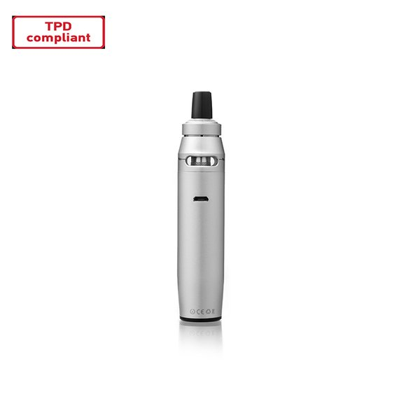EU allowed Green Sound GS G6 Torpedo Mod All-in-one Style kit 2.0ml Capacity 2200mAh Battery AIO structure TPD compliant with EC-ID code DHL