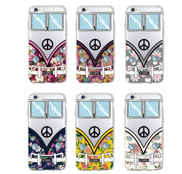 coque iphone 7 peace and love