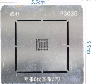 For 6 cpu