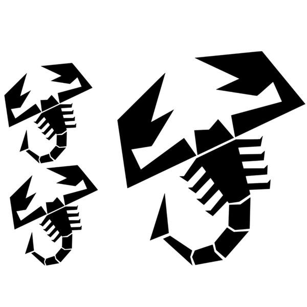 2017 Venta Caliente Fresca Gráficos Personalidad Pegatinas Pegatinas Lamina Pack Vinilo Gráficos Calcomanías Car Stying Pegatinas Creativas Jdm