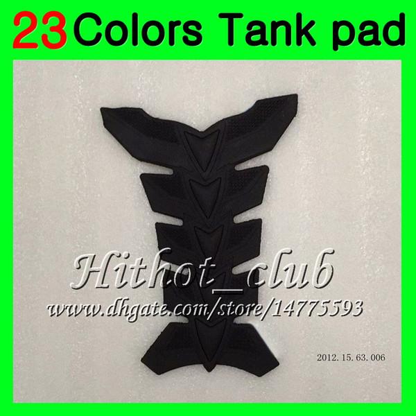 23 Renkler 3D Karbon Fiber Gaz Tank Pad Koruyucu Için YAMAHA FZR250R 90 91 92 FZR250 R FZR 250 R FZR 250R 1990 1991 1992 3D Tank Cap Sticker
