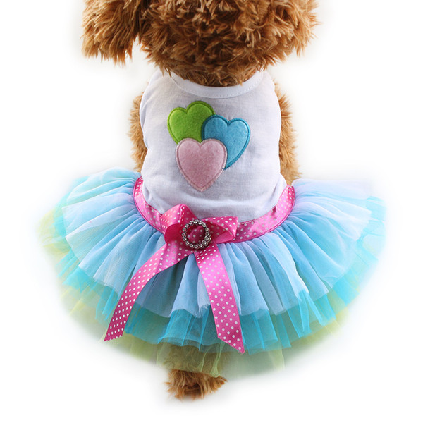 armipet Choose Variety Styles Dog Dress Dogs Princess Dresses 6071026 Pet Clothing Skirt Supplies XS, S, M, L, XL