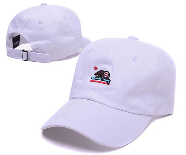 Albümü Sunulan 100% En Kaliteli Yeni Rodeo Taçlar Geniş Kase Snapbacks Ayarlanabilir Kapak Işlemeli Gömme Şapka Erkekler Kadınlar Hip-Hop Caps Siyah