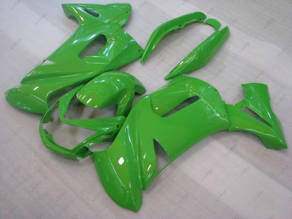 ABS Fairing for Kawasaki ER-6F 2006 Full Body Kits NINJA 650R 2008 Green Bodywork ER-6F 2007 2006 - 2008