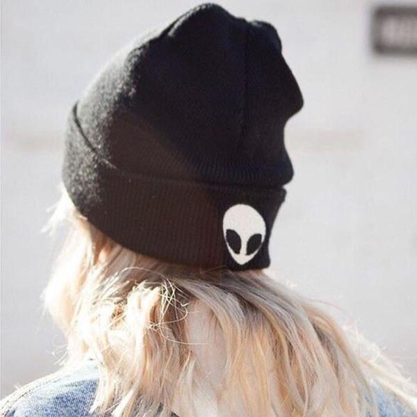 Compre Estilo Europa 2016 Nuevos Sombreros De Invierno Moda ...