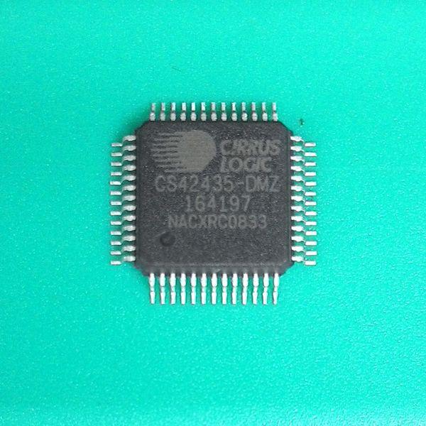entrega gratuita CS42435-DMZ QFP52 Nuevo chip auténtico 108 dB, 192 kHz 4 entradas, 8 salidas TDM CODEC