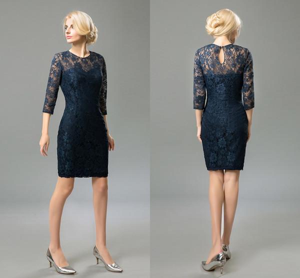 Großartig Dress For Mother Of The Groom Tea Length Galerie ...