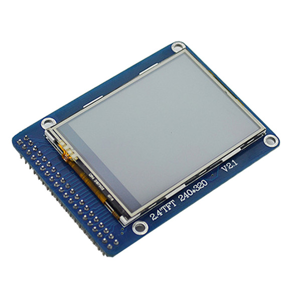 2.4 Inch TFT LCD Color Screen Module With Touch IC SD ILI9341 Card For Altera FPGA Development Board
