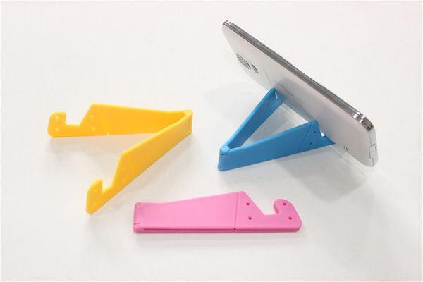 Multi Color Adjustable Foldable Cell Phone Tablet Desk Phone Stand Holder Smartphone Mobile Phone Bracket for Ipad Samsung HTC