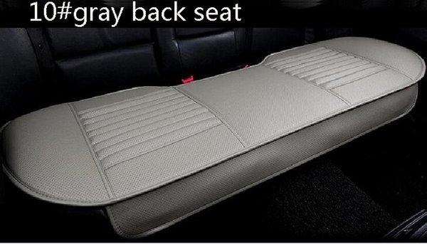 10 # siège arrière gris
