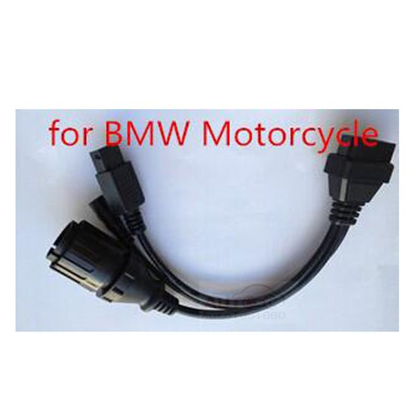BMW ICOM D for BMW Motorcycle Diagnose Cable 2017 High Quality ICOM D for bmw motor scanner cable with two years warranty