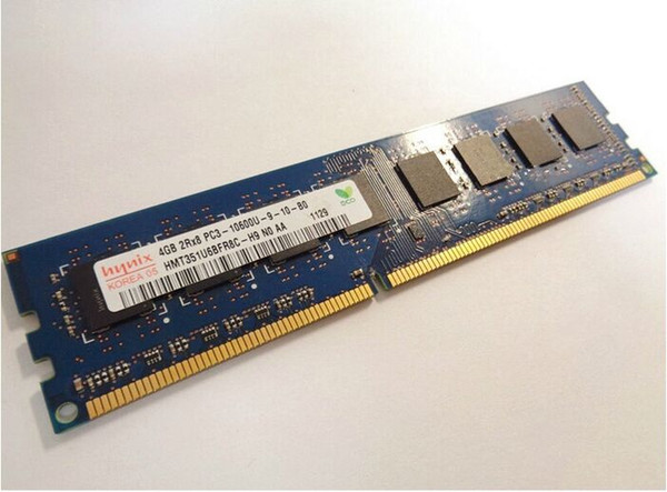 4GB DDR3 1333MHz 2GB 2Rx8 pc3-10600U Desktop dedicated memory perfectly compatible with amd and Intel CPU for HP Pro 3380 MT 3340 MT 3330 MT