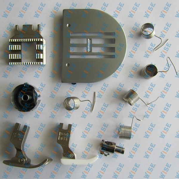 #TZ65-11-8 ONE SET PLATE ZIGZAG BROTHER TZ1-B651,B652 8MM sewing machine parts,industrial use,for gauge set for industrial sewing machines.