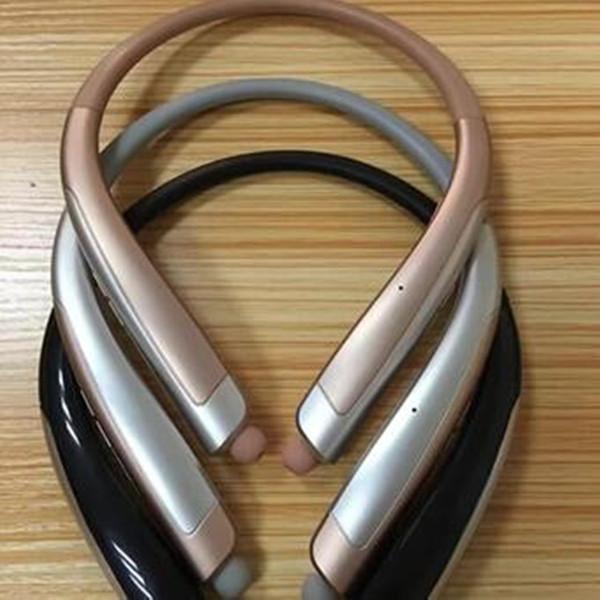 HBS 1100 bluetooth headset wireless Tone HBS1100 Stereo headphone Headsets sport earphone Hands-free Headphones for iphone 7 8 s8 plus new