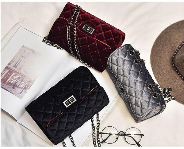 d816e96196826 Women Messenger Bags Ladies Tote Small Shoulder Bag Woman Brand Leather  Handbag Crossbody Bag With Scarf Lock Designer Bolsas Handbags Purses From  ...
