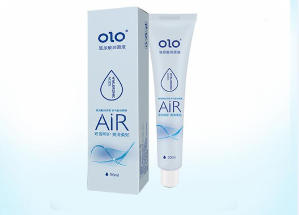50ml Climax Lube Feel Lubricantes a base de agua y lubricantes suaves sedosos Vagina ANAL Body Sex Oil para Femal y Male