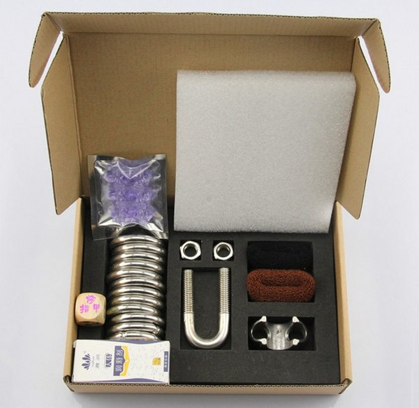 top popular Free Shipping proextender penis extender ProExtender Penis Enlargement System Male Penis Enlarger Pro Extender Device Sex Toys 2021