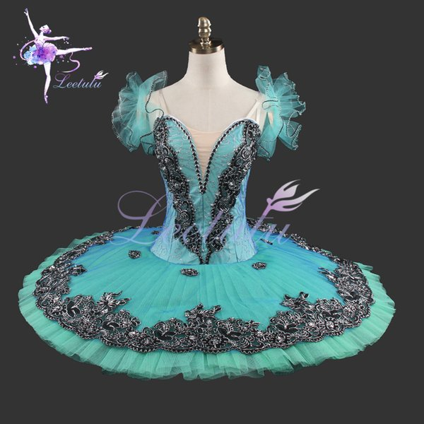 Adult Children Proffesional Ballet Tutu, Classical Theatric Ballet Tutu, Ballet Costume Stage Wear For Elegant Lady