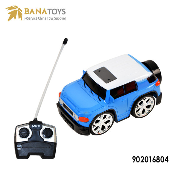 R/C 4 Functions Car Innovative Products RC Car Electric Radio Control Children Toys Car Not Included 3*AAA Batteries Free Shipping