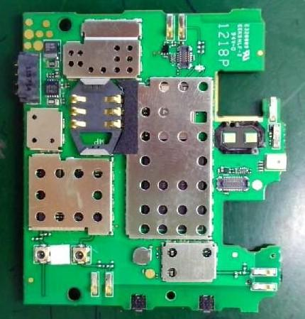 Unlocked test used work well for lenovo K800 motherboard mainboard board card fee chipsets panel free shipping