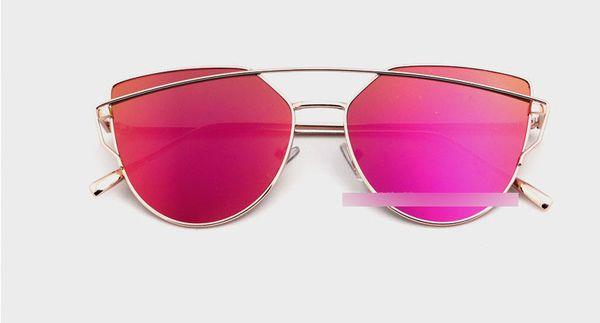 Kids Sunglasses Fashion Cat Eye Sunglasses Children Alloy Glasses star Baby Sun-shading Eyeglasses Girls Boys Sunglass Brand T4783