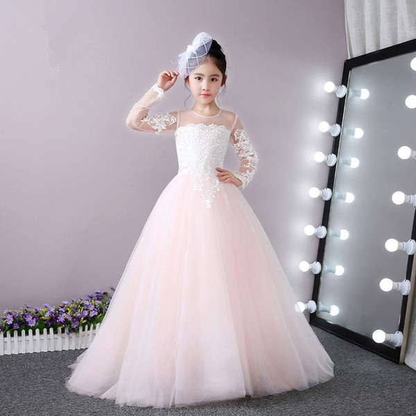 Kids Pink Evening Gown Dresses Coupons, Promo Codes & Deals 2018 ...