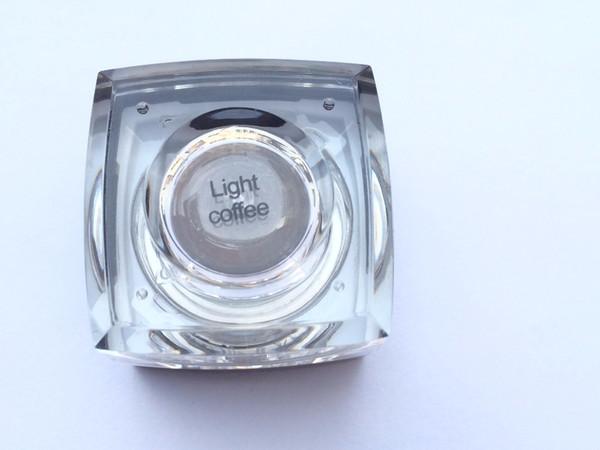 Al por mayor de la tinta del pigmento del maquillaje de 3 piezas de la luz de café cosmética tinta del tatuaje 3D Efecto de cejas Permanente