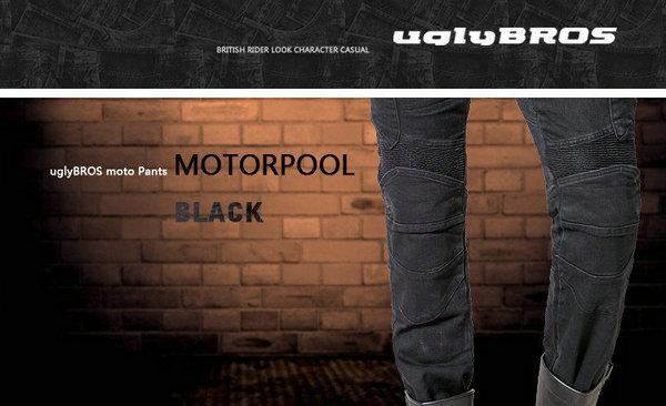 best selling 2017 Hotsale uglyBROS MOTORPOOL UBS06 jeans Leisure motorcycle jeans pants of locomotive army motor pants motorcycle riding jeans