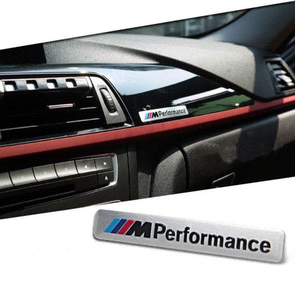 Style de voiture sur les autocollants de voiture drôle en métal 3D pour voiture BMW m m3 m5 X1 X3 X5 X6 e46 E30 E39