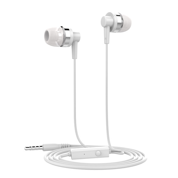 top popular Wholesale Langsdom JD89 Strong Tension In-Ear Earphone Noise Isolating Hifi Metal Headset With Mic For Iphone6 Sumsung S7 S6 Note5 50pcs 2019