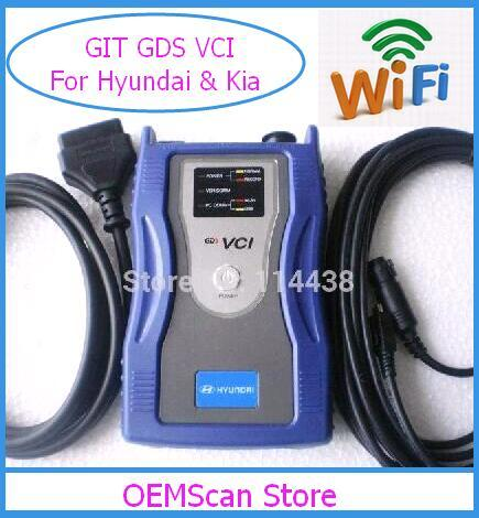 2019 Original Quality GDS VCI with Wifi Function GDS Hyunda can do Self Test without korea car Software for Hyunda GDS&KI-A