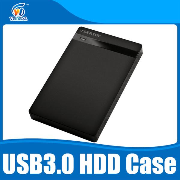 Atacado- USB 3.0 HDD Case Tool Grátis Sata 2.5