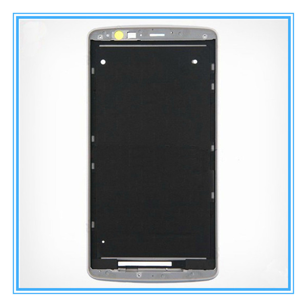 New Original Middle Front Frame Bezel Housing LCD Screen Holder Frame Repair Parts+Adhesive For LG G3 LS990 VS985 D850 D851 D855