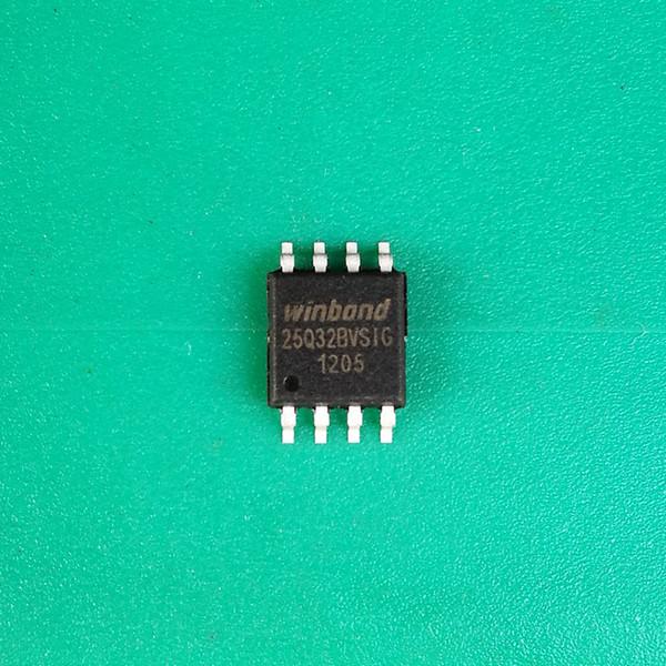 W25Q32 25Q32 W25Q32BVSIG W25Q32FVSIG SOP-8 32Mbit 4MB spi flash Router upgrade Pacchetto di garanzia della qualità sulla macchina