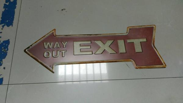 Salir de la salida