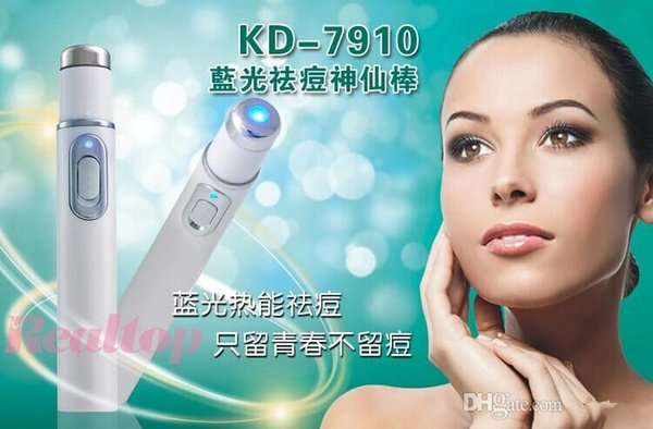 More Popular 415 NM Blue Light Acne Treatment Microcurrent Repair Pen For Acne Removal Beauty Salon
