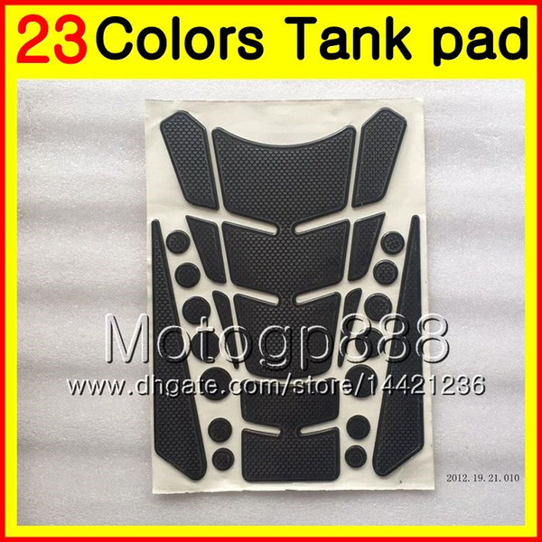 23Colors 3D Carbon Fiber Gas Tank Pad Protector For YAMAHA YZFR1 15 16 17 YZF R1 YZF 1000 YZF1000 YZF-R1 2015 2016 2017 3D Tank Cap Sticker