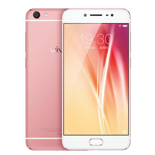 "Original VIVO X7 4G LTE Mobile Phone 4GB RAM 64GB ROM Snapdragon 652 Octa Core Android 5.2"" 16.0MP Fingerprint ID OTG Smart Cell Phone New"