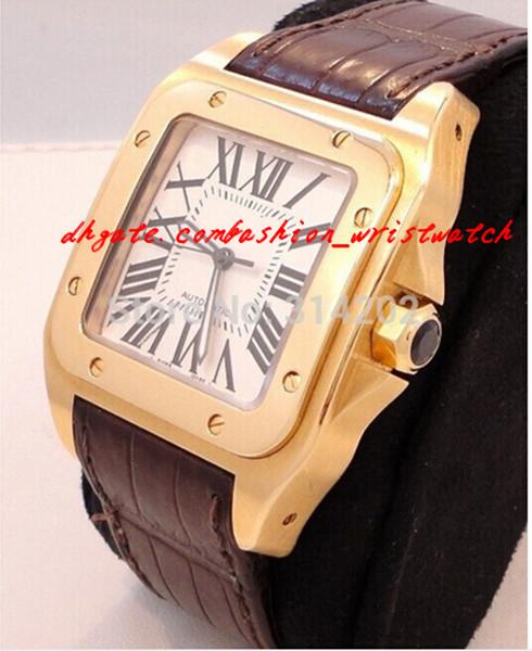 Relógios De Luxo De Fábrica Fornecedor Relógios De Pulso Sapphire 2657 W20071Y1 100 Mens Mens Watch Watchs Automático