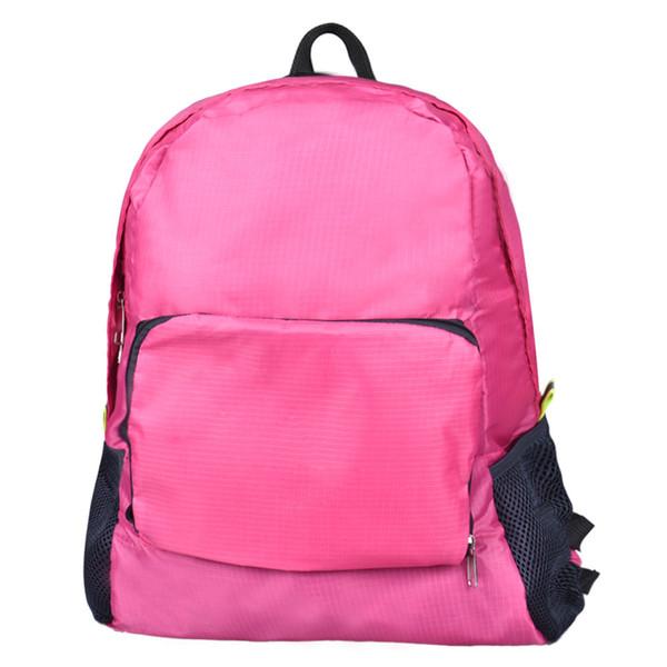 Fashion Simple Outdoor Climbing Backpack Women Back Pack Leisure Korean Ladies Knapsack Laptop Travel Bags for Teenage Man