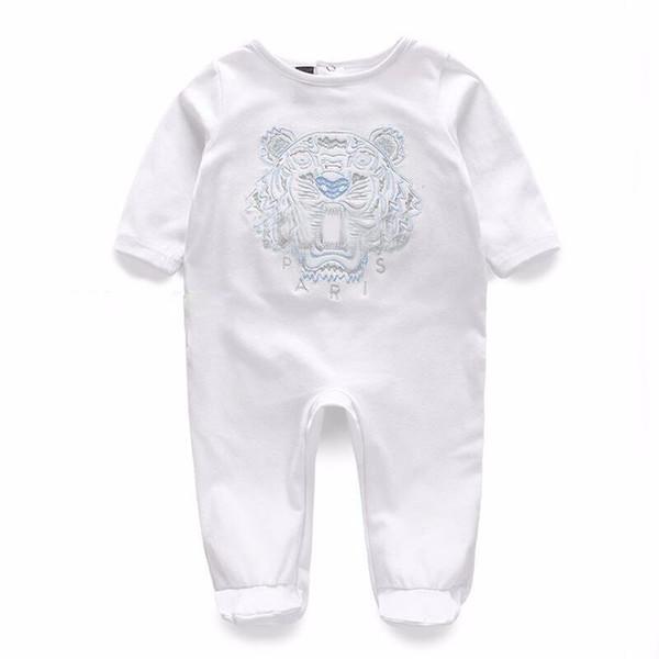 Baby Strampler Overalls Baby Mädchen Kleidung Kinder Herbst Neugeborenes Baby Kleidung Baumwolle Langarm Klettern Kleidung