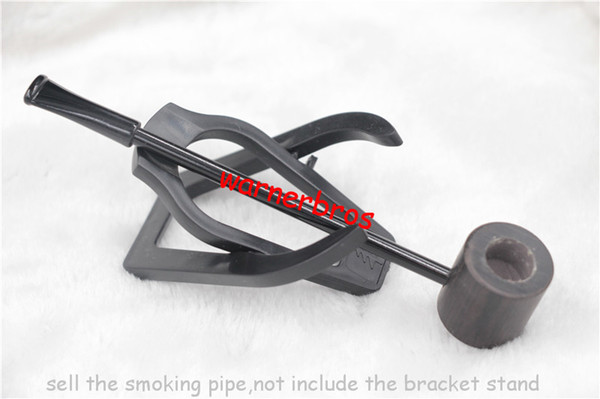 free shipping USA Wood Pipe tube Smoking Pipes hand Portable Creative cigarette Herb Tobacco Pipes smoke Gifts cheap price wholesale China