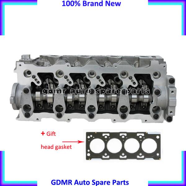 top popular Complete cylinder head D4EA 22100-2A100 22100-27750 22100-27000 22100-27900 for hyundai Trajet Elantra Santa Fe Tucson Sonata NF 1991cc 2019