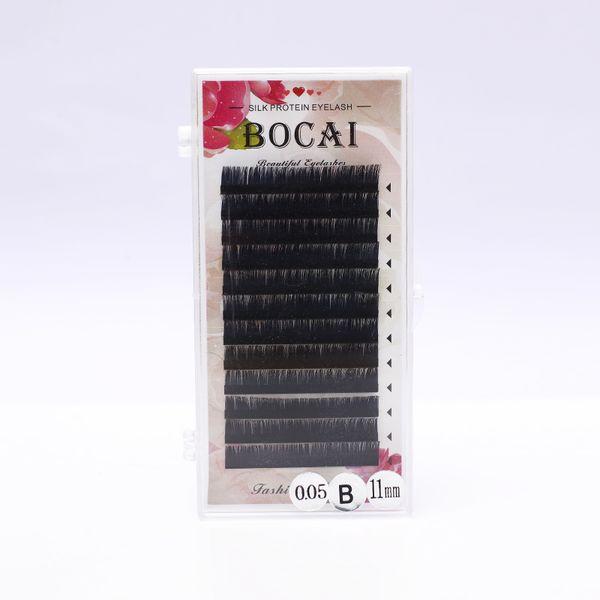 Wimpernverlängerung B Curl 0,11 mm Mixed Tray Volume Lash Individuelle Faux Eyes Lashes natürliche Erweiterungen Professional Verwendung