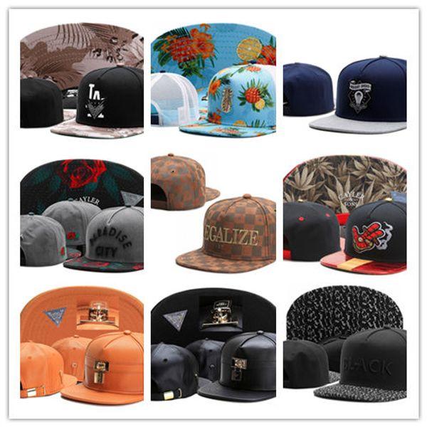 New Hot Snapbacks Ball Hats Fashion Street Headwear adjustable size Cayler & Sons custom football baseball caps drop shipping top quality