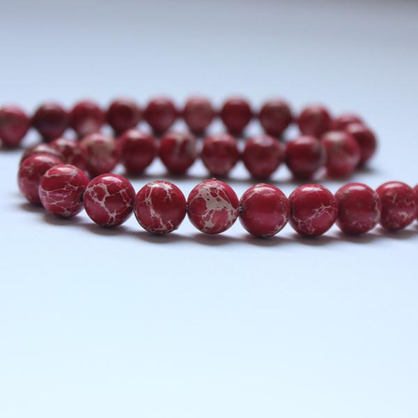 2 mm Naturel Facette Rouge foncé Ruby Gemstone Loose Beads À faire soi-même Jewelry Making