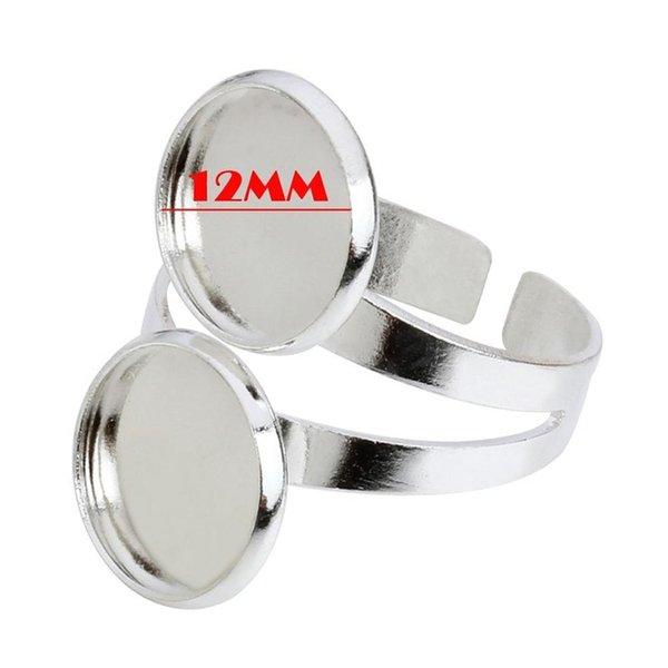 12mm White K