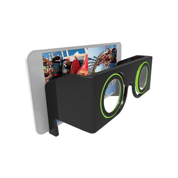 Toptan Satış - Baofeng Mojing Lite 3D Sanal Gözlük VR Video Gözlük iPhone 6 Plus için Oneplus 2 4.5 ~ 5.5 inç Smartphone