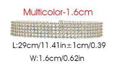 mulitcolor (1.6 cm)