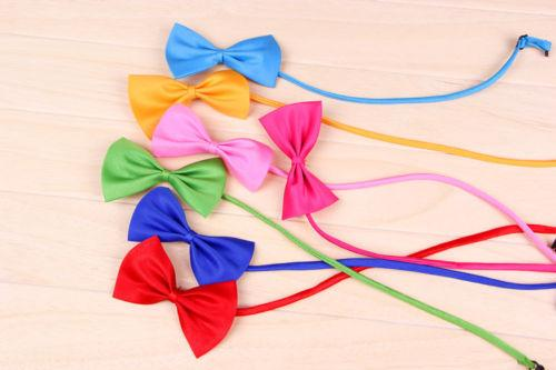Elegant Cute Dog/Cat Puppy Fashion Bowknot Bow Tie Necktie Clothes For Small Dog